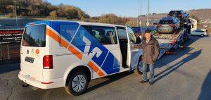 Read more about the article Der neue Vereinsbus ist da!
