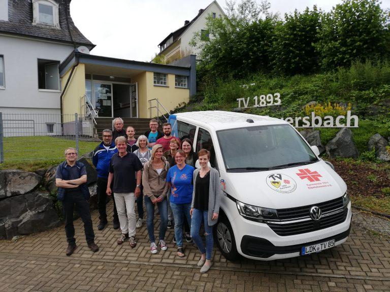Read more about the article Der Vereinsbus ist einsatzbereit!